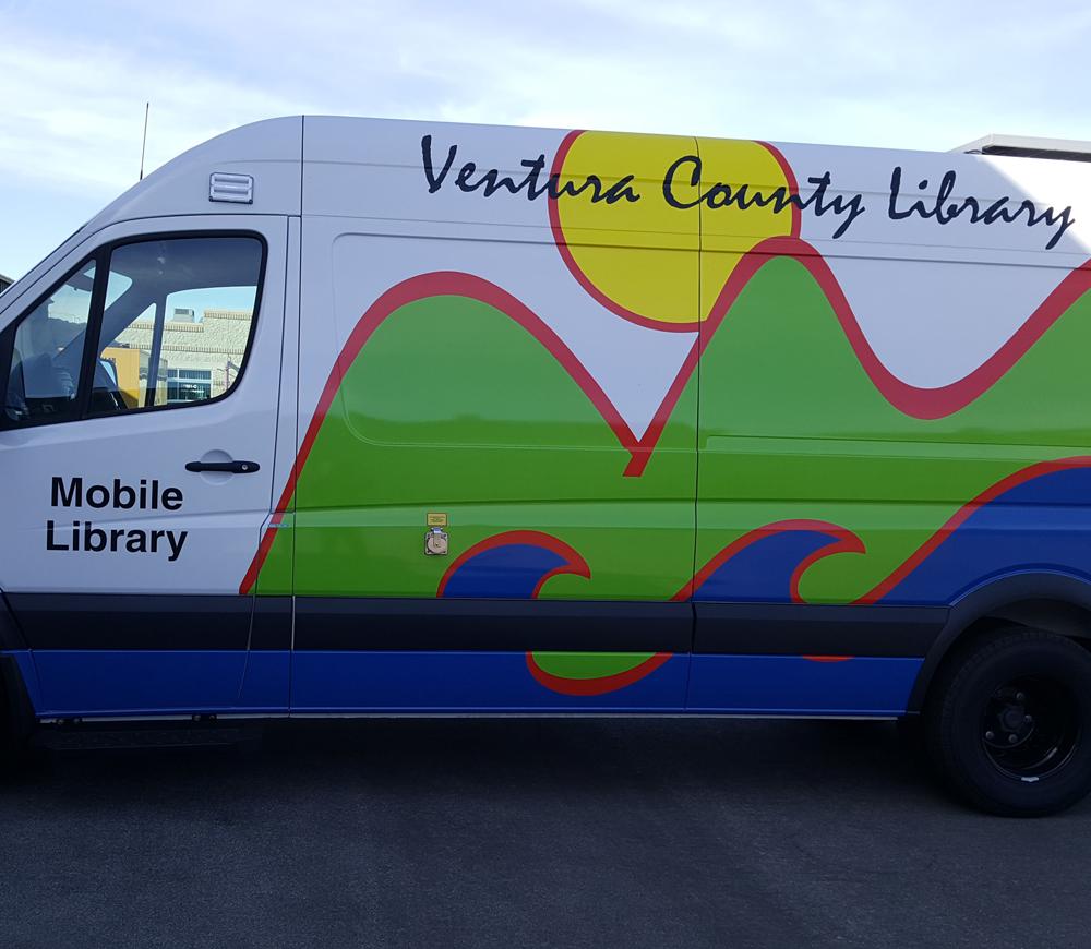 Ventura County Mobile Library photo