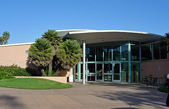 Ray D. Prueter Library