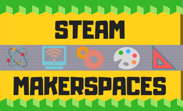 STEAM Makerspaces Logo
