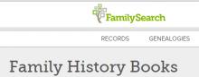 Family History Books logo