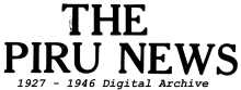 The Piru News logo