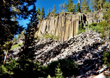 Picture of Devils Postpile